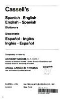 Cassell s Spanish English  English Spanish Dictionary PDF