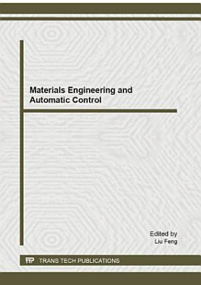Materials Engineering and Automatic Control PDF