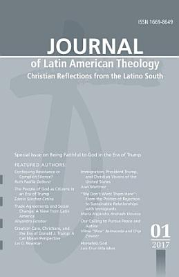Journal of Latin American Theology  Volume 12  Number 1