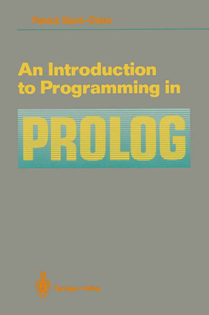 An Introduction to Programming in Prolog