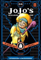 JoJo's Bizarre Adventure: Part 3--Stardust Crusaders: Volume 4