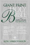 Holy Bible Reference King James Version PDF