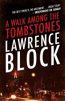 A Walk Among The Tombstones PDF