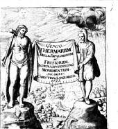 Genio thermarum Caroli IV. Imp. ... monumentum