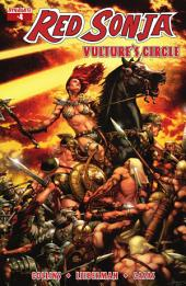 Red Sonja Vulture's Circle #4