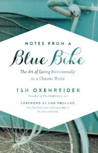 Notes from a Blue Bike Book