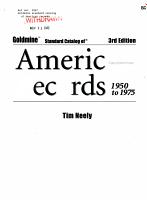 Goldmine Standard Catalog of American Records PDF