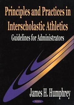 Principles and Practices in Interscholastic Athletics PDF