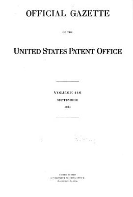 Official Gazette of the United States Patent Office PDF