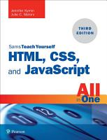 HTML  CSS  and JavaScript All in One PDF