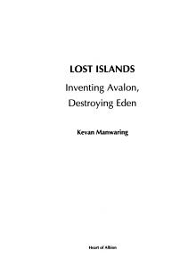 Lost Islands PDF