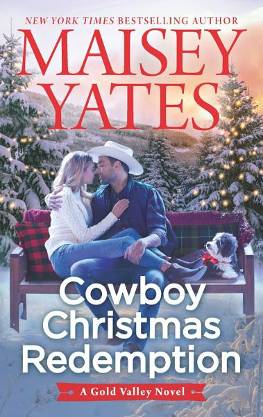 Download Cowboy Christmas Redemption Book
