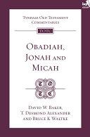 TOTC Obadiah