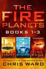 The Fire Planets Saga Books 1-3