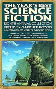 The Year s Best Science Fiction  Eighth Annual Collection PDF