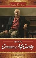 Reading Cormac McCarthy PDF
