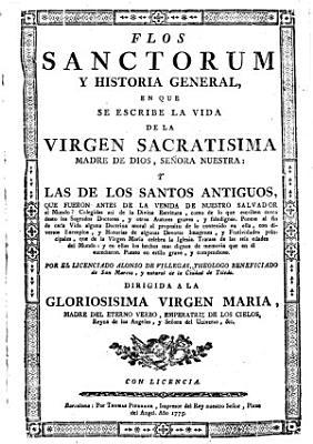 Flos sanctorum  etc PDF
