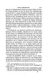 Documents inédits relatifs au Dauphiné: Les Cartulaires de lʹéglise et de la ville de Die, le nécrologe de Saint-Robert-de-Cornillon, un hagiologe et deux chroniques de Vienne, une chronique des Évêques de Valence, le cartulaire dauphinois de l'Abbaye de St.-Chaffre, les pouillés des diocèses de Vienne, Valence, Die et Grenoble, édité par les soins de M. l'Abbé C.-U.-J. Chevalier