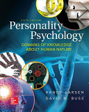 Loose Leaf for Personality Psychology  Domains of Knowledge About Human Nature PDF