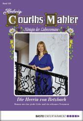 Hedwig Courths-Mahler - Folge 159: Die Herrin von Retzbach