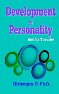 Development of Personality and Its Theories Book