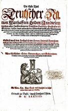 Der     Theil Teutscher Nation Warhafften Helden PDF