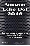 Amazon Echo Dot 2016 PDF