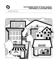 The Changing Shape of Retail Banking PDF