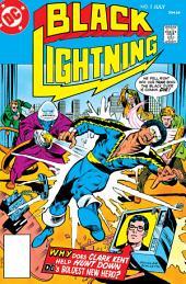 Black Lightning (1977-) #3