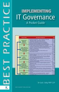Implementing IT Governance   A Pocket Guide PDF
