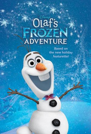 Olaf  s Frozen Adventure Junior Novel
