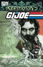 G.I. Joe: Infestation II #1