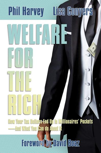 Download Welfare for the Rich Book