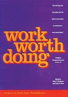 Work Worth Doing PDF