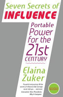 Seven Secrets of Influence   Portable Power for the 21st Century PDF