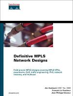 Definitive MPLS Network Designs