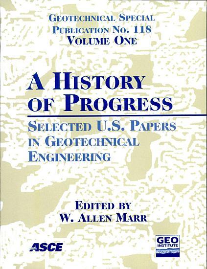 History of Progress PDF