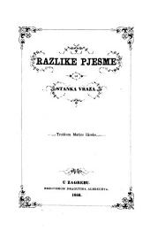 Razlike pjesme: 232 S., Volume 3