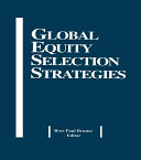 Global Equity Selection Strategies