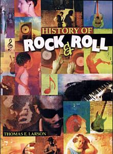 History of Rock and Roll Book