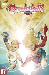 DC Comics: Bombshells (2015-) #87