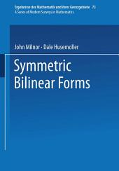 Symmetric Bilinear Forms