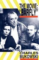 Barfly   The Movie PDF