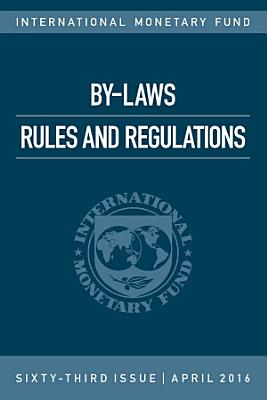 By Laws  Rules and Regulations  2016