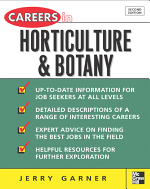 Careers in Horticulture and Botany PDF