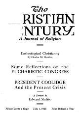The Christian Century PDF