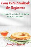 Easy Keto Cookbook for Beginners