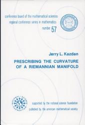 Prescribing the Curvature of a Riemannian Manifold