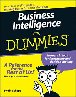 Business Intelligence For Dummies PDF