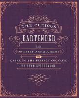 The Curious Bartender PDF